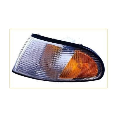 JP Auto Corner Signal Side Marker Light Lamp Compatible With Audi A4 1996 1997 1998 1999 Driver Left Side 並行輸入品