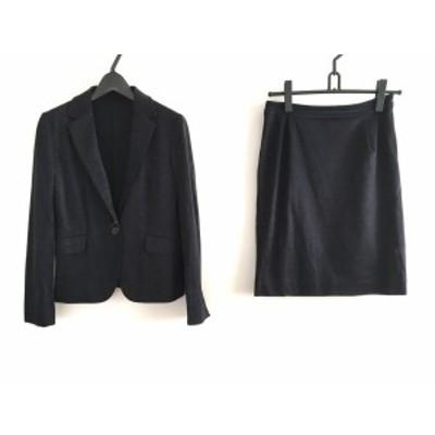 ユナイテッドアローズ UNITED ARROWS スカートスーツ サイズ38 M レディース ネイビー【中古】20200612