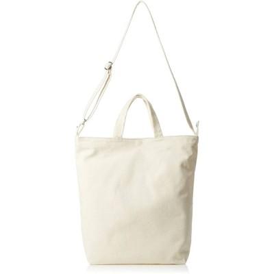 [バグゥ] DUCK BAG キャンバスバッグ DUCK3 キャンバスホワイト