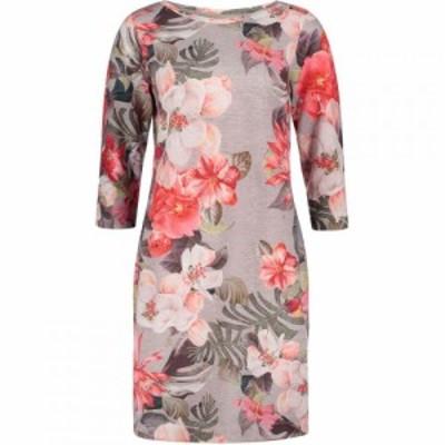 ベティー バークレイ Betty Barclay レディース ワンピース ワンピース・ドレス Floral Jersey Dress Multi-Coloured