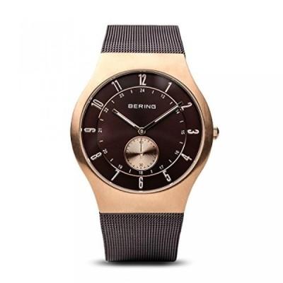 ベーリング 腕時計 メンズ用 BERING Time 11940-265 Men Classic Collection Watch with Stainless-Steel Strap and scratch resistent sapphire crystal