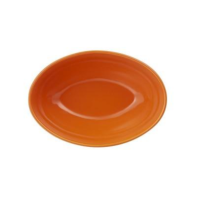 <LE CREUSET/ル・クルーゼ> オーバル・サービング・ボール 17cm 各色 オレンジ【三越伊勢丹/公式】