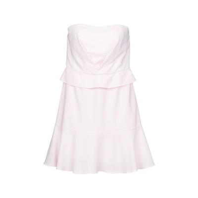 カルヴェン CARVEN ミニワンピース&ドレス ライトピンク 42 ポリエステル 100% ミニワンピース&ドレス