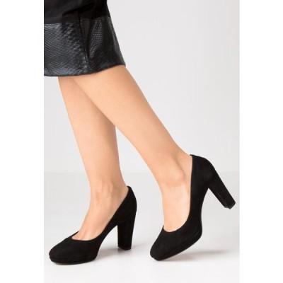 クラークス レディース 靴 シューズ KENDRA SIENNA - High heels - black