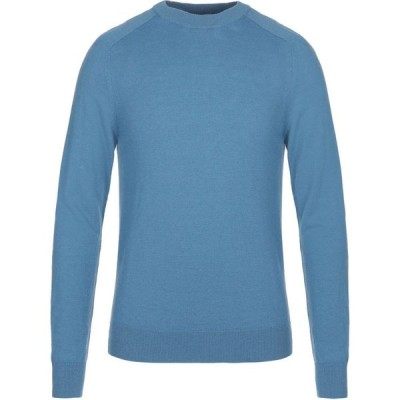 サムソエ&サムソエ SAMSOE ? SAMSOE メンズ ニット・セーター トップス sweater Azure