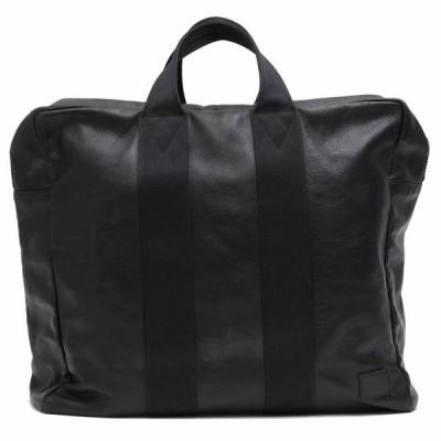 PORTER ポーター 吉田カバン ボストンバッグ 190-02020 BASE BOSTON BAG ベース 牛キップ シボ革 シュリンクレザー