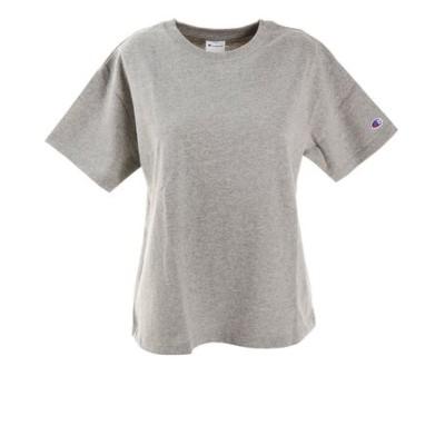 チャンピオン-ヘリテイジ(CHAMPION-HERITAGE)Tシャツ レディース 半袖 クルーネック CW-M322 070 オンライン価格