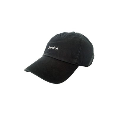 ナイキ / NIKE ジャスト ドゥ イット キャップ  / JUST DO IT CAP [BLACK]
