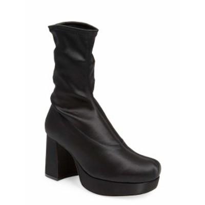 イサタピア レディース シューズ ブーティ Brooke Mid Heel Boot