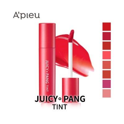 A'PIEU JUICY PANG TINT アピュ アピュ ジューシー パン ティント 全8色 リップ 韓国コスメ ティント 口紅 リップスティック 化粧 メイクアップ リップカラー