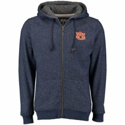 Fanatics Branded ファナティクス ブランド スポーツ用品  Auburn Tigers Navy Rushmore Full-Zip Hoodie