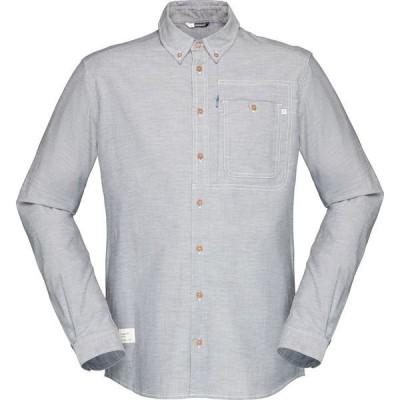 ノローナ メンズ シャツ トップス Svalbard Cotton Shirt