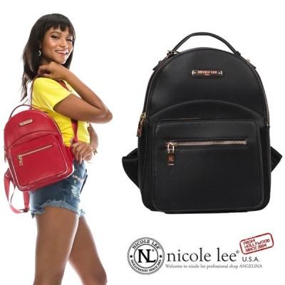 NICOLE LEE ニコールリー LUN12207 お弁当入れリュックバッグ小さめバックパック 人気の高い海外ブランドニコルリーのランチバッグ