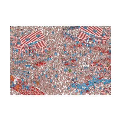 ビバリー ウォーリーをさがせ!(Where's Wally?) ウーフの国 1000マイクロピース│パズル ジグソーパズル 東急ハンズ