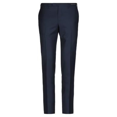 PT Torino パンツ ブルー 52 バージンウール 80% / コットン 18% / ポリウレタン 2% パンツ