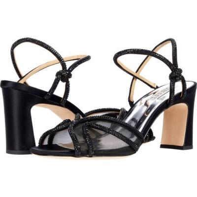 バッジェリー ミシュカ Badgley Mischka レディース サンダル・ミュール シューズ・靴 Hey Black