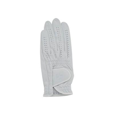 キャスコ(KASCO) 【左手用皮革】ゴルフグローブ シルキーフィット キャディット GF-17252 WT (メンズ)