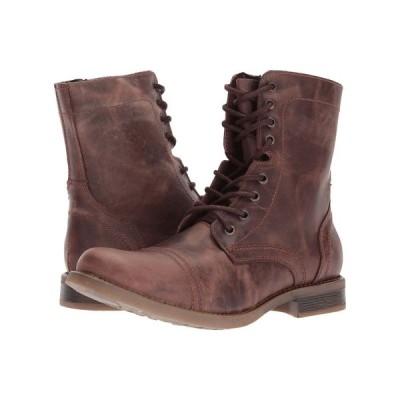 スティーブ マデン Steve Madden メンズ ブーツ シューズ・靴 Troopah-C Brown