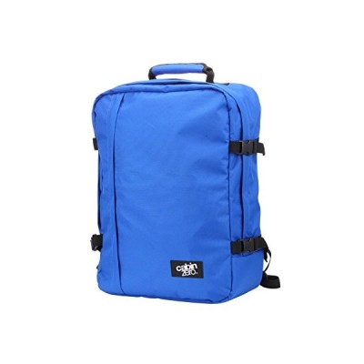 CabinZero Classic 44L Ultra Light Cabin Bag Royal Blue 並行輸入品