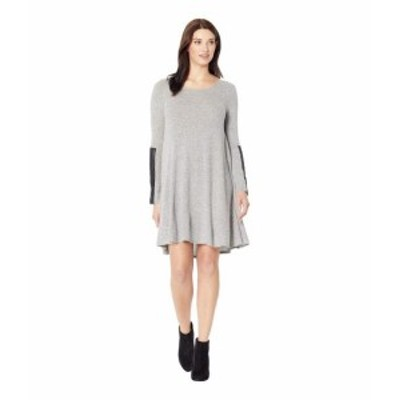 Karen Kane カレンケーン ドレス 一般 Faux Leather Detail Dress