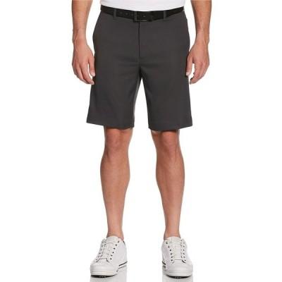 キャラウェイ メンズ ハーフ&ショーツ ボトムス Solid Cargo 10#double; Inseam Golf Shorts Asphalt