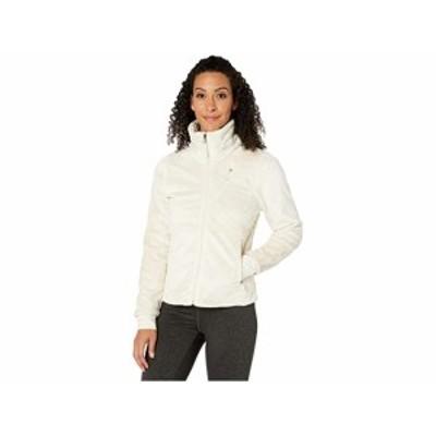 (取寄)ノースフェイス レディース オシト フロー ジャケット The North Face Women's Osito Flow Jacket Vintage White