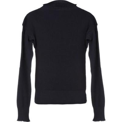 メゾン マルジェラ MAISON MARGIELA メンズ ニット・セーター タートルネック トップス turtleneck Dark blue