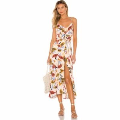 エルスペース L*SPACE レディース ワンピース ワンピース・ドレス Isabel Dress Aloha Paradise