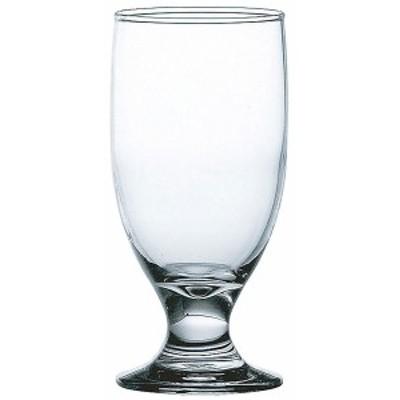 【6個入】 東洋佐々木ガラス HSシリーズ HSステム ビヤーグラス 295ml 35804HS