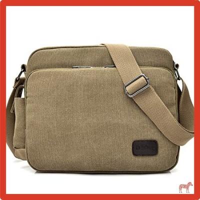 SPAHER(スバヒァ)ショルダーバッグ A4かばん IPADかばん キャンバスバッグ ズック鞄 カンバスかばん 帆布生地