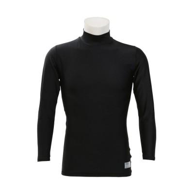 【販売主:スポーツオーソリティ】 エスエーギア/メンズ/ストレッチ長袖アンダーシャツ 一般 メンズ ブラック L SPORTS AUTHORITY