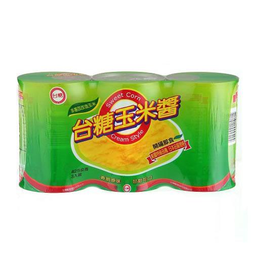 台糖特級玉米醬 425公克