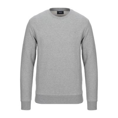 アルマーニ ジーンズ ARMANI JEANS スウェットシャツ グレー S コットン 100% / ポリウレタン スウェットシャツ