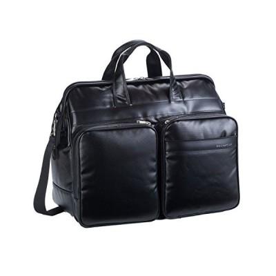 BROMPTON ブロンプトン 平野鞄 豊岡鞄  メンズ ボストンバッグ メンズ 旅行かばん PCコートチャック ダレス BTシリーズ 黒 31128 ボストンバック 旅行