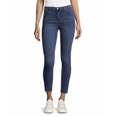 J ブランド レディース パンツ デニム Alana High-Rise Crop Jeans