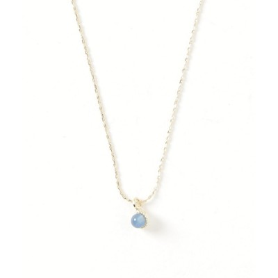 COMMON WARE / Zoule:ゾーラ 天然石 wishes stone ネックレス WOMEN アクセサリー > ネックレス