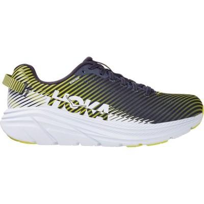 ホカ オネオネ Hoka One One メンズ ランニング・ウォーキング シューズ・靴 HOKA ONE ONE Rincon 2 Running Shoes Grey/White