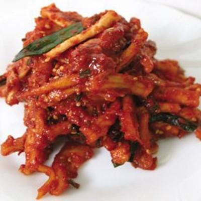[冷蔵] 『自家製』切干大根キムチ 割り干し大根キムチ(250g) 大根キムチ 韓国キムチ 惣菜 韓国おかず 韓国料理 韓国食品