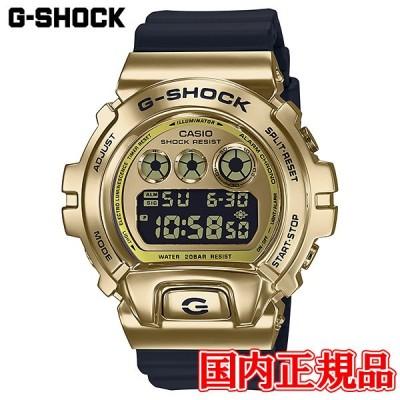 国内正規品 CASIO カシオ G-SHOCK クォーツ メンズ腕時計 GM-6900G-9JF 【MQ】