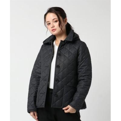 Traditional Weatherwear / WAVELRY HOOD SHORT / ウェーバリー フード ショート WOMEN ジャケット/アウター > ステンカラーコート