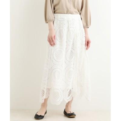 【ニーム/NIMES】 la dantelle スカート