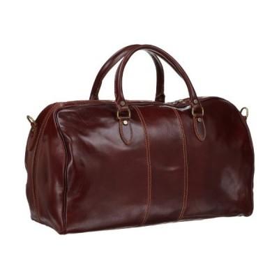 Floto Luggage Venezia Duffle, Vecchio Brown, One Size【並行輸入品】