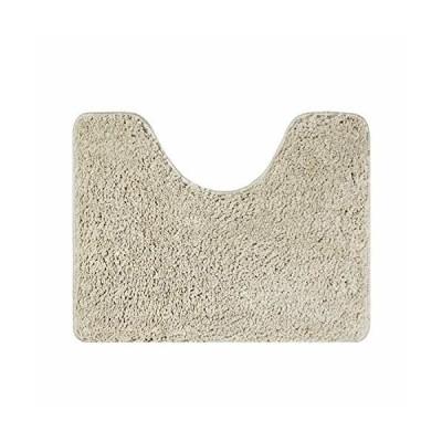 トイレマットロング 90*60cmトイレカーペットtoilet mat吸水速乾 ふかふか 滑り止め ラグジュアリー 洗える 敷物