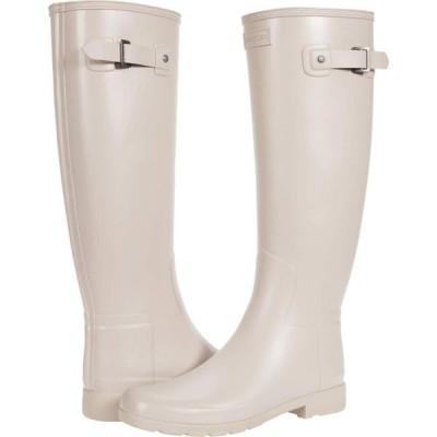 ハンター Hunter レディース レインシューズ・長靴 シューズ・靴 Original Refined Rain Boots Draw