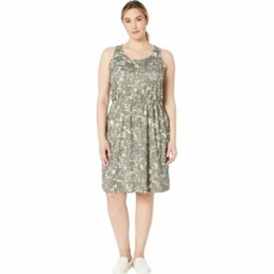 プラーナ Prana レディース ワンピース 大きいサイズ ワンピース・ドレス Plus Size Mandoline Dress Slate Canopy