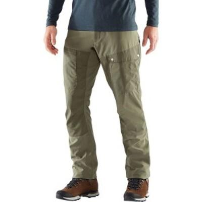 フェールラーベン メンズ カジュアルパンツ ボトムス Abisko Midsummer Trouser Savanna/Light Olive