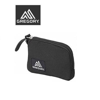 GREGORY Coin Wallet ブラックバリスティック HDナイロン グレゴリー 財布 コイン ワレット