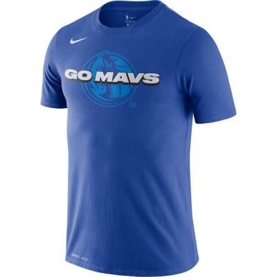 ナイキ Nike メンズ Tシャツ ドライフィット トップス Dallas Mavericks Dri-FIT Mantra T-Shirt