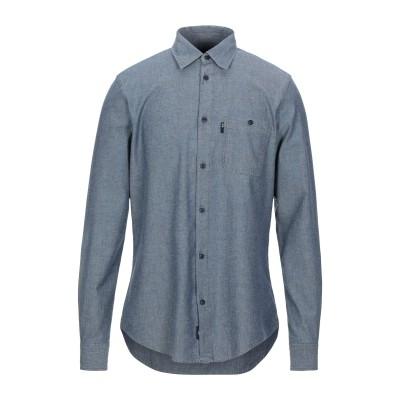 ノースセール NORTH SAILS デニムシャツ ブルー M コットン 100% デニムシャツ