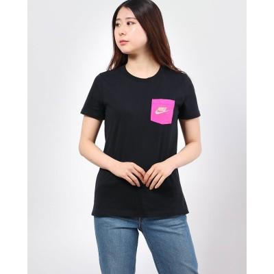ナイキ NIKE レディース 半袖Tシャツ ナイキ ウィメンズ アイコン クラッシュ Tシャツ CT8855010